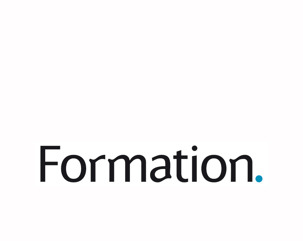 Formation company logo about us