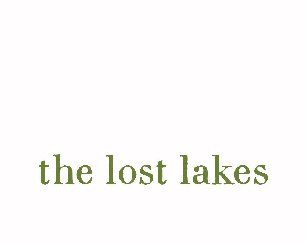 The Lost Lakes company logo about us