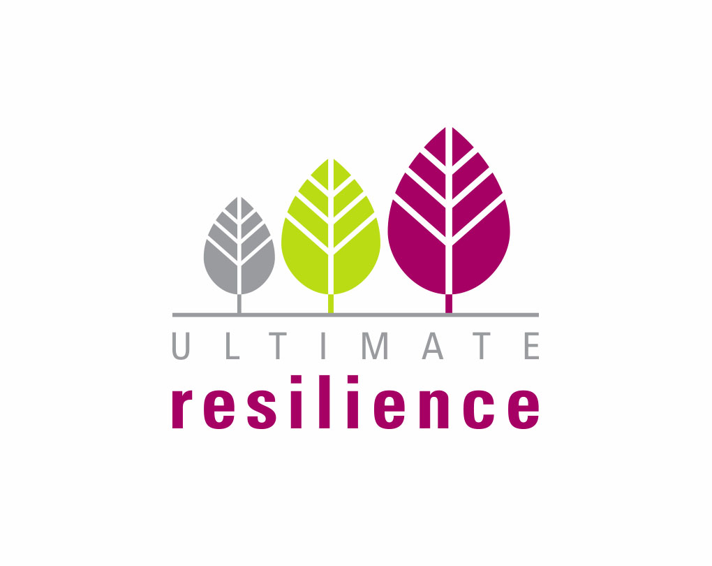 Ultimate Resilience company logo creative reviews and about us and website design and marketing
