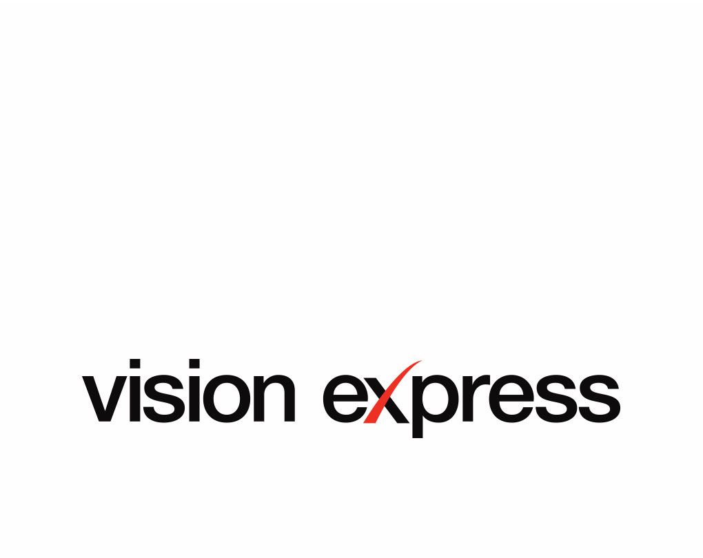Vision Express company logo creative reviews and about us