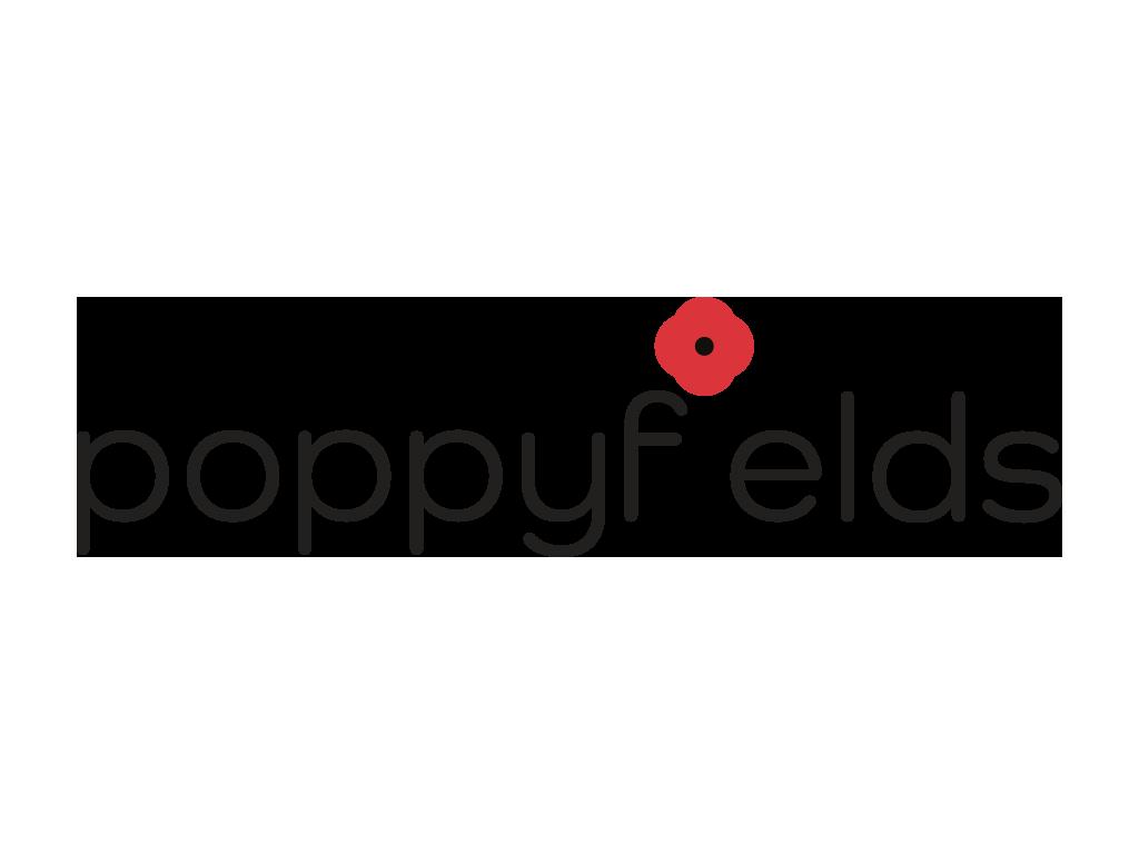 poppyfields company logo creativity branding